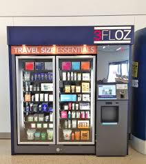 Vending Machine Security Beauteous My Travel Packing List Essie Airport Vending Machines Travel