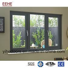 China High Quality Low E Glass Aluminum Doors Windows for Office