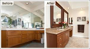 before and after bathroom design remodel photos master remodels before18 remodels