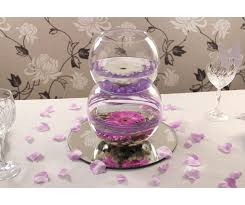 Fish Bowl Decorations For Weddings 6060 inch Fish Bowl Vase with Flat Rim Wedding Mall Wedding 34
