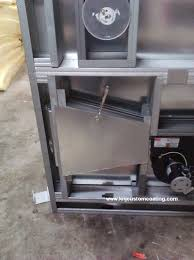 powder coating the complete guide how to build a powder coating oven powder coating oven blower duct