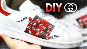 gucci vans custom. how to: gucci snake custom shoes from adidas stan smiths | drawing + shading timelapse tutorial - youtube vans d