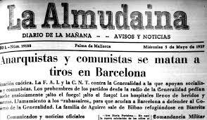 Cuando comunistas y anarquistas se mataron entre ellos   Tejiendo Historia