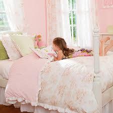 shabby chic toddler bed lovely shabby chenille kids bedding
