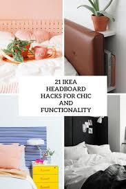 21 ikea headboard hacks for chic and