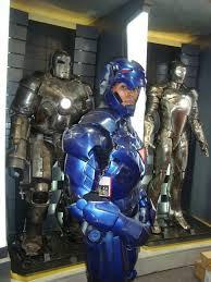 iron man hall of armor