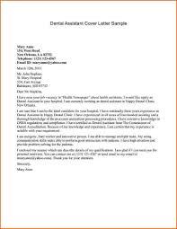 Assistant Cover Letter Orthodontic Resume Sample D Peppapp