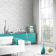 Arthouse VIP White Brick Wall ...