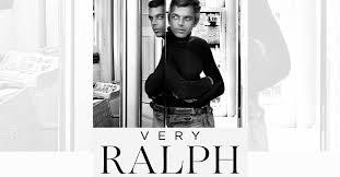 Fashion isn't frivolous, it's expression of emotions: <b>Ralph Lauren</b> ...