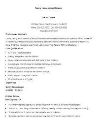 Housekeeping Resume Sample Professional User Manual Ebooks