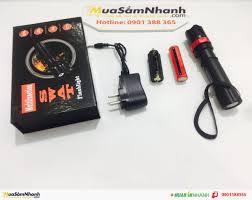 Đèn Pin Siêu Sáng Police SWAT Zoom Ánh Sáng sử dụng pin sạc Dài 15cm -  MSN388228, Mới 100%, Giá: 65.000 - 0901388365, Cần bán/Dịch vụ , id-ac090000