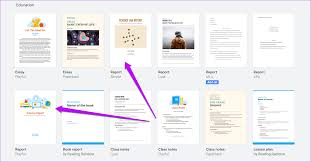 How To Make A Cover Design How To Make A Cover Page In Google Docs