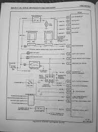geo fuse box 92 geo metro fuse box 92 automotive wiring diagrams geo metro fuse box 6e2 a 4
