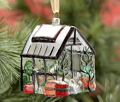 glass greenhouse ornament good gifts for gardeners gardening dad uk