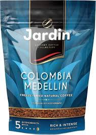 <b>Кофе растворимый Jardin</b> Colombia Medellin, 150 г — купить в ...