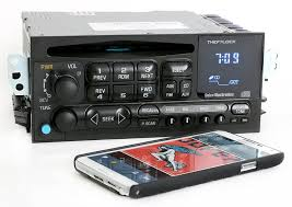 Amazon.com: Chevy GMC 1995-2002 Car Truck Radio AM FM CD Player ...