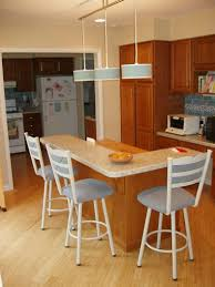 kitchen room   inspiring l shaped kitchen island breakfast