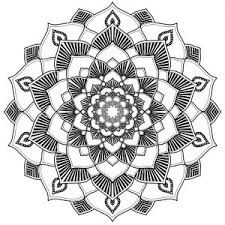 There's a great variety of mandalas in every shape imaginable, from a circular one to even one. Mandalas Coloring Pages For Adults