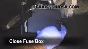 interior fuse box location 2001 2006 lexus ls430 2004 lexus ls430 Lexus SC430 Convertible Top Problems at 2006 Lexus Sc430 Fuse Box Location