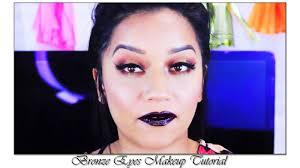 bronze eyes makeup tutorial simple natural and easy makeup makeup tutorial video beauty beauty