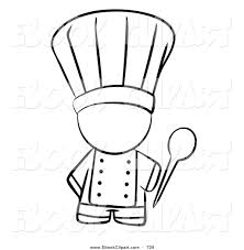 cooking clipart black and white. Simple Clipart Images For U003e Cooking Clipart Black And White On O