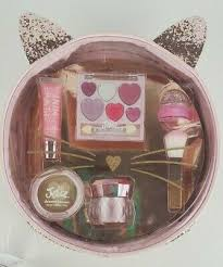 justice just shine beauty makeup kit w