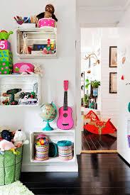 Diy kids room Bedroom Ideas View In Gallery Diy Decoist 11 Spacesaving Diy Kids Room Storage Ideas That Help Declutter