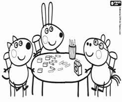 Small Picture Juegos de Peppa Pig para colorear imprimir y pintar