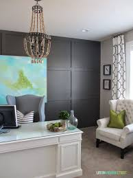 home office makeovers. 10 Beautiful Room Makeovers {Life On Virginia Street Home Office