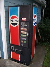 Lemonade Vending Machine Mesmerizing Thin Old Pepsi Vending Machine Jaren 48 Pinterest Vending