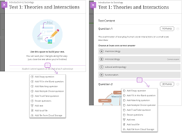 type your question and add brackets around the answer you can use the options in the editor to format the text and add formulas files images and links