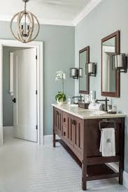 spa paint colorsBlue Gray paint is the perfect wall cover to add a neutral spa