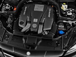Image: 2014 Mercedes-Benz CLS Class 4-door Sedan CLS63 AMG 4MATIC ...