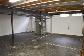 basement ideas. Unfinished Basement Ideas To Sell A House-6