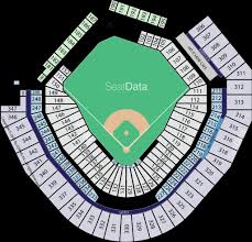 Amazing Safeco Field Seating Chart Seating Chart