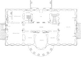 oval office floor plan. The Devoted Classicist: White House, Green Room: Through Mamie Eisenhower Oval Office Floor Plan
