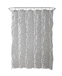 grey chevron shower curtains. Grey Chevron Shower Curtain Ideas. VCNY Home Palma Microfiber Shower Curtain Curtains M