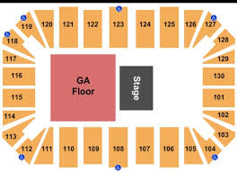 Civic Center Auditorium Amarillo Tx Seating Chart Amarillo Civic Center Tickets In Amarillo Texas Seating