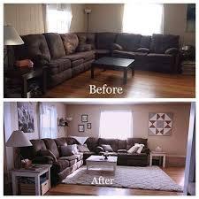 living room decorating ideas dark brown