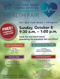 028 Community Health Fair Flyer Template Photos Apartment