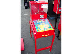 Pinball Vending Machine Magnificent SPACE FLIPPER PINBALL VENDING MACHINE Item Is In Used Condition