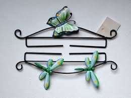 Dragonflies Wall Decor Embroidery Hangers Tapestry Hangers Quilt Needlepoint Patchwork