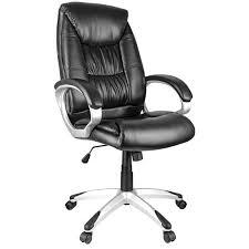 """<b>Кресло руководителя Helmi</b> HL-E06 """"Balance"""", экокожа черная ..."""
