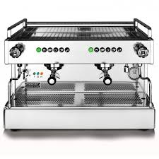 Modren Commercial Coffee Machine Rocket Espresso Boxer Two Group Throughout Ideas