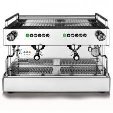 Modren Commercial Coffee Machine Rocket Espresso Boxer Two Group Throughout Ideas