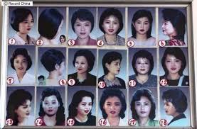 北朝鮮には国家指定の髪形が存在する流行は金正恩風の元