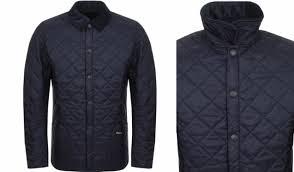 Best Men's Autumn Jackets | Mainline Menswear Blog & Barbour Liddesdale Quilted Jacket Navy Adamdwight.com