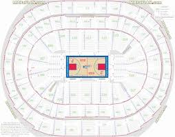 Accurate Spurs Seating Chart With Seat Numbers San Antonio