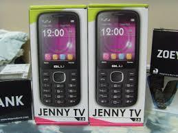 BLU Jenny TV - Full phone specifications