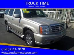 Cadillac Used Cars Pickup Trucks For Sale Tucson TRUCK TIME